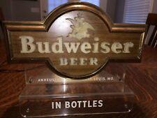 New listing Vintage Budweiser Beer Cash Register Display By Raymond M Price & Assoc.