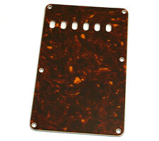 Tortoise Back Plate/Tremolo Cover for Fender Stratocaster/Strat® PG-0556-043