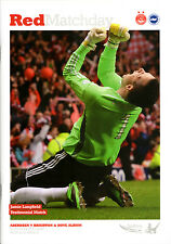 Aberdeen v Brighton & Hove Albion, Jamie Langfield Testimonial   July 2015  Mint