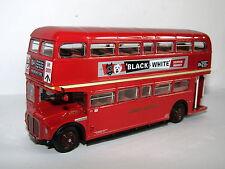 EFE AEC RML ROUTEMASTER BUS LONDON TRANSPORT ROUTE 104 MOORGATE 1/76 31907