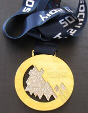 Sochi 2014 Winter  Olympic Gold Medal with Silk Ribbon!!