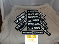 Julius K9 ®IDC Power Harness Patches Labels Badges  Adopt Me!, Reactive, Others