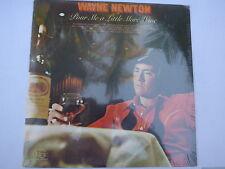Wayne Newton – Pour Me A Little More Wine LP US SEALED