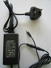 12V Mains UK 5A AC-DC Replacement Power Adaptor for Roland FP-7 Keyboard