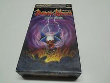 Demon's Crest Pal-fah - Super Nintendo