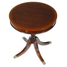 NSI152, Niagara Furniture, One Drawer Drum Table