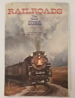 '77 National Geographic Railroad Great American Adventure Vintage 70s Photograph