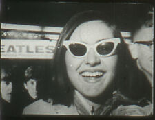 Beatles Newsreel 8mm Film