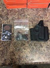 Raven Concealment Glock 42 R/H Phantom Holster Black