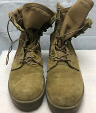 US Military HOT WEATHER COMBAT BOOTS Vibram Soles, Coyote Brown Sz 6XW 035