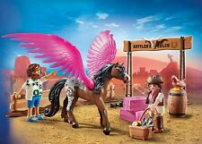 Playmobil The Movie 41 Pieces Marla, Del & Flying Horse 70074