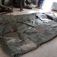 Uesd Military Cargo 12 ft bed Camo soft top cover M35A2 M35A3 M35 2.5 ton