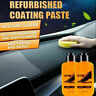 Auto Leather Renovated Coating Paste Maintenance Agent 120ml I2T7