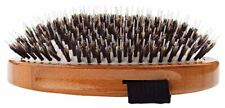 Bass Nylon and Boar Bristle Brush for Horse bamboo block Finest quality