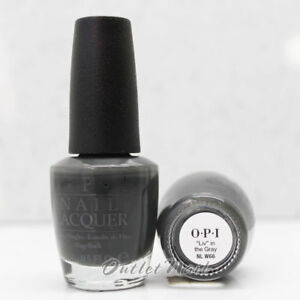 Authentic OPI Nail Lacquer Polish WASHINGTON DC CollectionW65 W66 W67 Top Coat