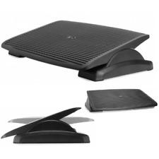 Poggiapiedi da scrivania ergonomico con altezza regolabile Vultech Ft-01