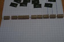 Tonneaux en plastique x 10 lot n° 3 guerre 39/45 échelle HO 1/76 ou 1/72