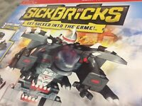 Sharkinator! Combiners Brick Set (Toy's R us Exclusive) Spin Master-Discontinued