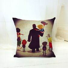 Young Superhero Series Cushion Cover #6 The SHIELD, 43x43cm, UK Seller, BNWOT