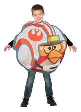 Child Angry Birds Star Wars Luke Skywalker X-Pilot Costume (IL/AN3-2038- 8868...