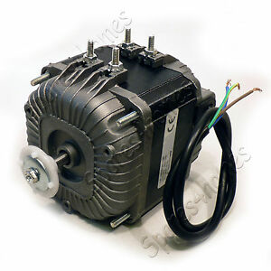 25W High Quality Cold Room, Cooler, Chiller Fan Motor