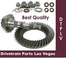 "DTPLV Chrysler 9.25"" 3.92 Ratio Gear Set + Master Kit + Axle Bearings Seals MORE"