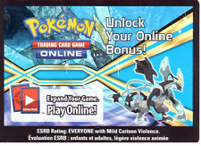 POKEMON ONLINE CODE CARD FROM THE 2013 BLACK KYUREM TIN