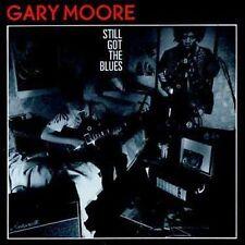 GARY MOORE Still Got The Blues CD BRAND NEW Bonus Tracks Remastered