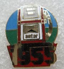 Pin's Série Collection Station Service les pompes à Essence ANTAR 1955 #B3