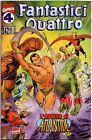 Fantastici Quattro 142 L'ascesa di Atlantide 1 di 3 ( Marvel )