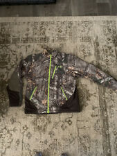 New Under Armour Scent Control Softshell Jacket Realtree Mens XL