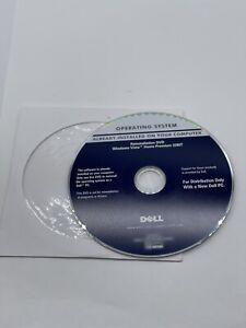 Dell Windows Vista Home Premium 32 Bit Reinstallation Restore Disk