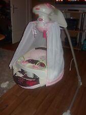 Fisher Price Babyschaukel mit Stromversorgung