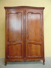 Cherry Wardrobes/Armoires Antique Furniture