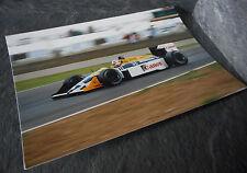 Nelson Piquet Color Foto Williams #6 FW11 Honda 1987 F1/souvenir de fórmula uno