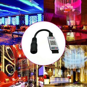 LED Bluetooth RGB Controler Wireless Controller 5-24V 6A For RGB 3528 5050 St Zw