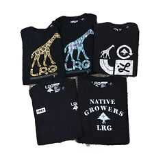 LRG lifted research group Lot 5 Shirts & Crewneck Size Large