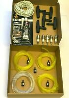 Strimmer Fuel Pipe Hose Service Kit 3mm Pipe Fuel Filter Silicone Gasket Plug