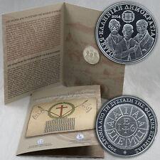 GREECE GREECE COIN COIN FILIKI EKTERIA PF PROOF NEW SILVER 2014