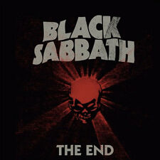 BLACK SABBATH The End CD New! 2016