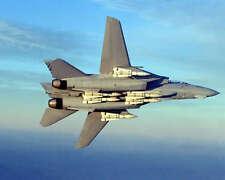 FIGHTER SQUADRON 211  F-14 TOMCAT JET 8X10 PHOTO NAVY