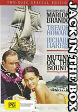 Mutiny On The Bounty  DVD NEW, FREE POSTAGE WITHIN AUSTRALIA REGION ALL