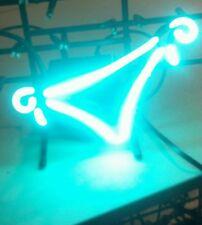 Coors bikini neon sign part beer light script tube letter section unit