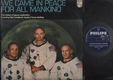 Space Apollo 11 Astronauts We Came In Peace 4 All Mankind 1969 Documentary Omega