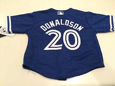 Toronto Blue Jays Infant Kids 24 Months Jersey Cool Base Josh Donaldson Alt 3rd