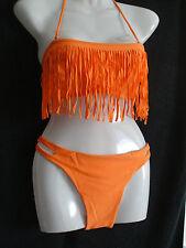 Bikini * Fransen / Tassel  Gr. S (für XS ).. weitere Farben/Größen **NEU*