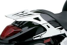 SUZUKI VZR 1800 / M1800 INTRUDER Chrome Solo Luggage Rack / Carrier: 02-4345