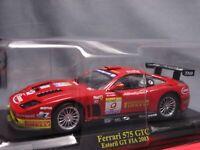 Ferrari Collection F1 575 GTC Estoril GT FIA 1/43 Scale Mini Car Display Diecast