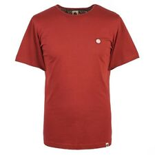 BNWT Pretty Green Mitchell T-Shirt Dark Red L Large RRP £27