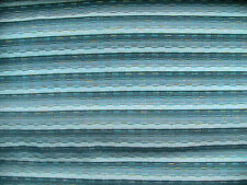 NOS OEM 1962 CHEVROLET BEL AIR BUBBLETOP BLUE SEAT FABRIC UPHOLSTERY